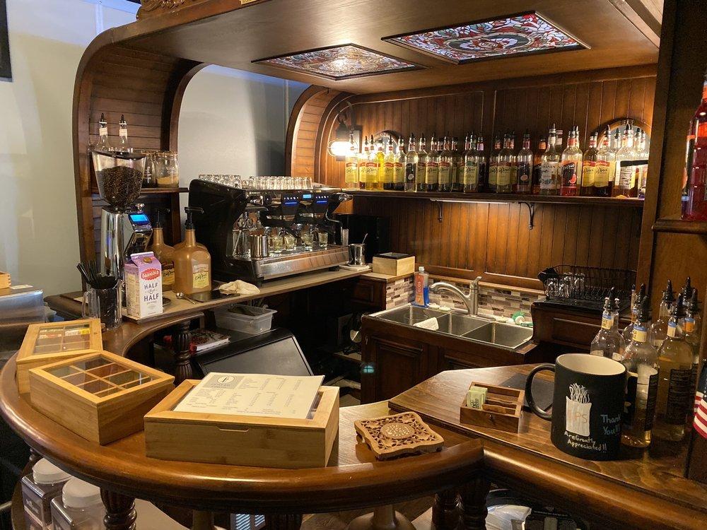 Otter Bay Espresso: 128 1st St, La Conner, WA