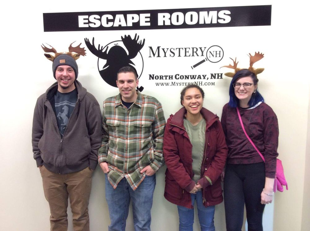 Mystery NH Escape Rooms: 32 Mountain Valley Blvd, North Conway, NH