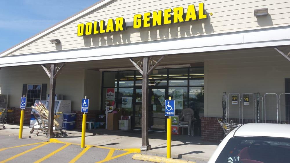 Dollar General Store: 3337 Caledonia Avon Rd, Caledonia, NY