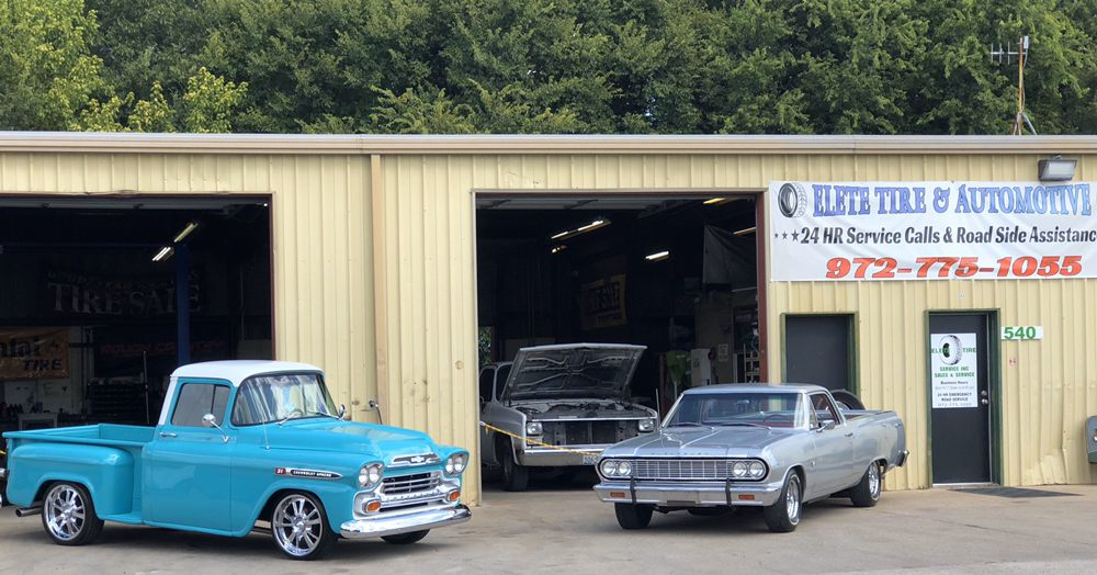 Elete Tire Service: 540 Burk Hawkins St, Midlothian, TX
