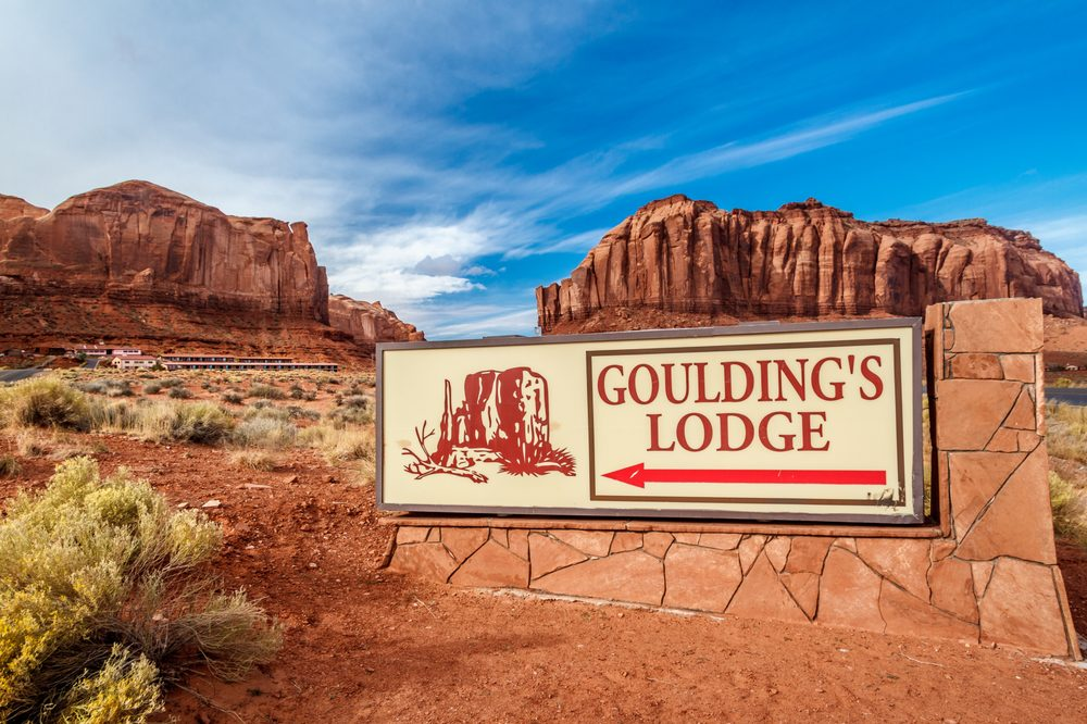 Goulding's Tours: 1000 Goulding's Trading Post Rd, Monument Valley, UT