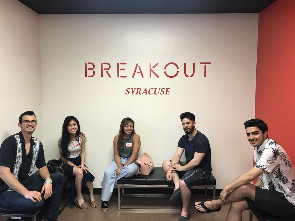 OYE Escape Boredom With Breakout Games: 6501 Basile Rowe, East Syracuse, NY