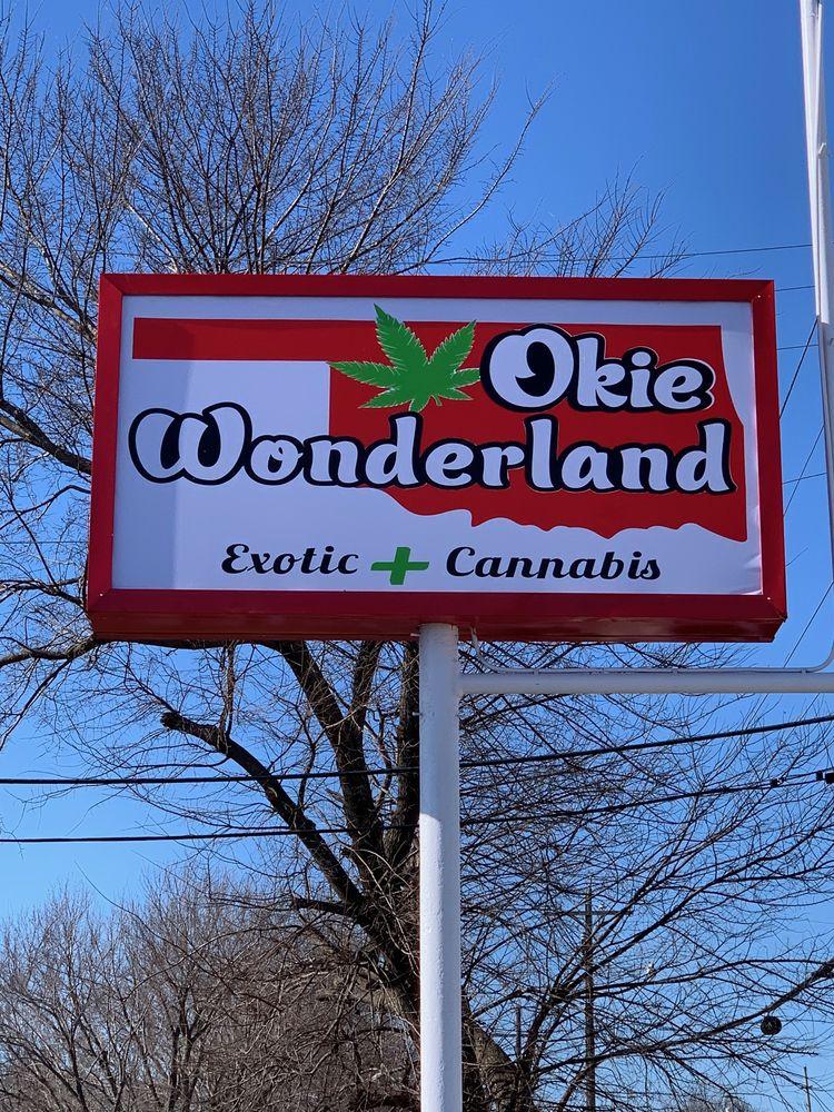 Okie Wonderland - Exotic Cannabis Dispensary: 18920 E Admiral Pl, Catoosa, OK