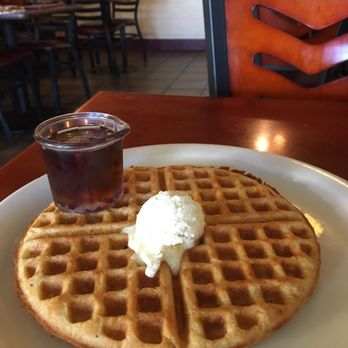 Photo Of Don S Country Kitchen Oceanside Ca United States This Waffle Was
