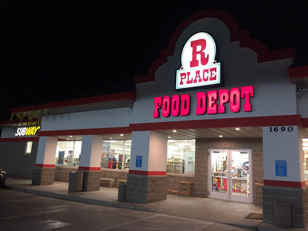 R-Place Shell Convenience Stores: 909 E Aultman St, Ely, NV