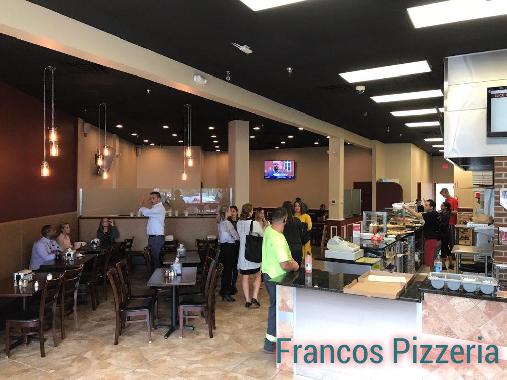 Franco's Pizza: 249 W Route 59, Nanuet, NY