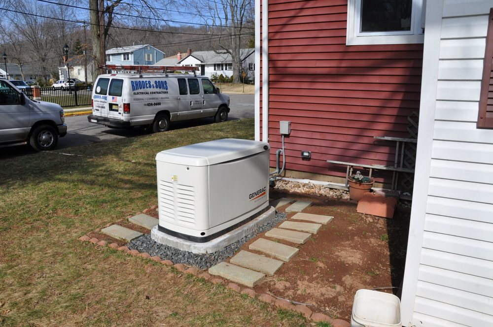 Rhodes & Sons Electrical Contracting: Middlesex, NJ