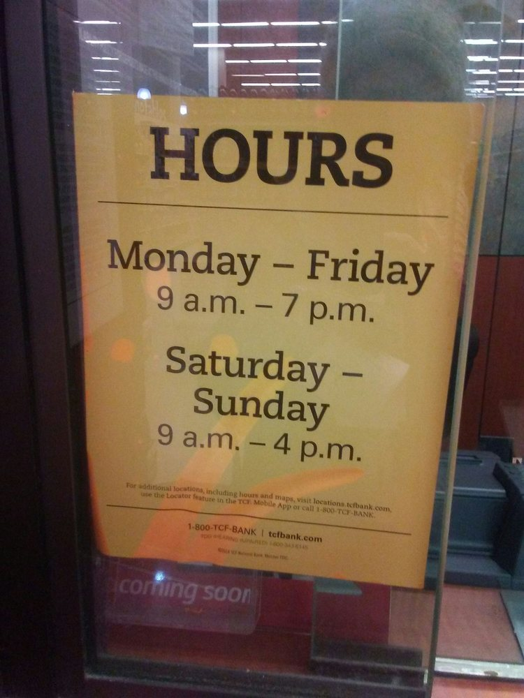 TCF Bank - Banks & Credit Unions - 7530 S Stony Island Ave