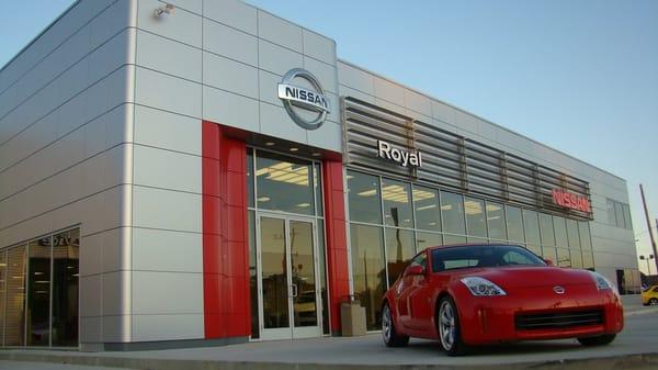 Royal Nissan Baton Rouge >> Royal Nissan Llc 9325 Airline Hwy Baton Rouge La Auto