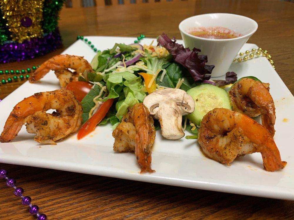Kroc-Coos Rolling Cajun Kitchen: 4501 N Hwy 7, Hot Springs Village, AR