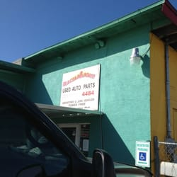 Macias & Son Used Auto Parts - CLOSED - Auto Parts