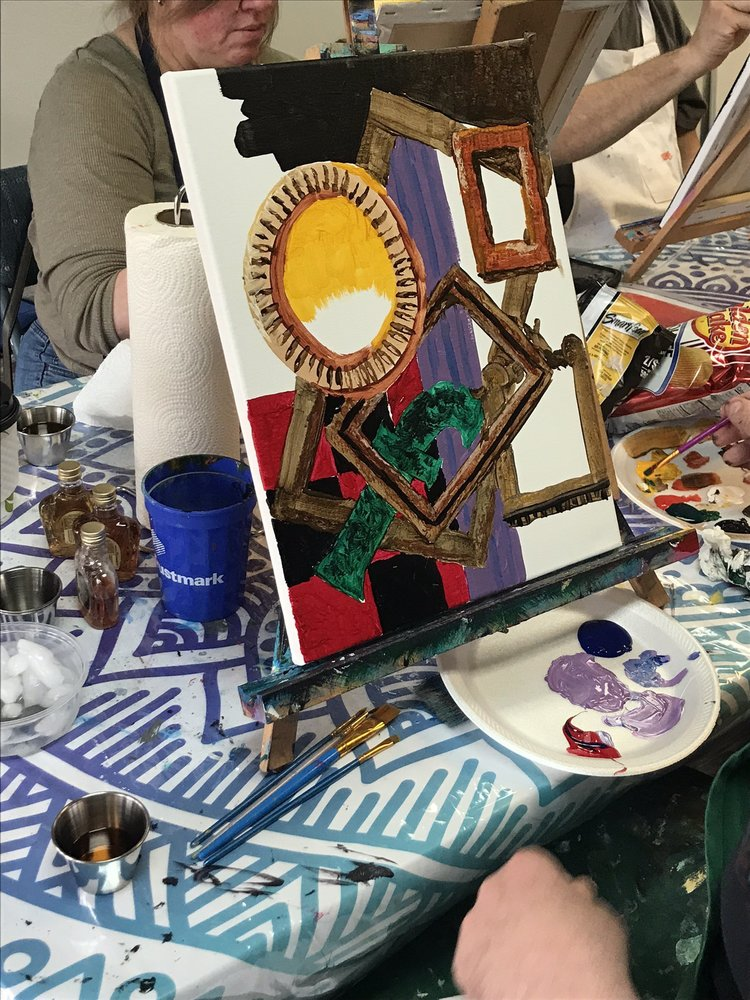Art Wide Open: 6B S Bancroft St, Fairhope, AL