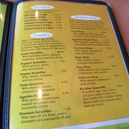Tiffany Restaurant Menu Des Plaines