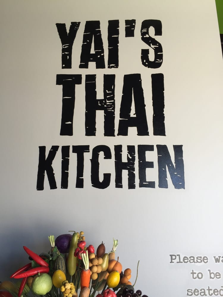 Yai S Thai Kitchen Richmond Tx