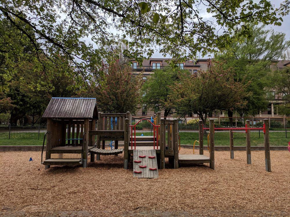 Meridian Playground: 4649 Sunnyside Ave N, Seattle, WA