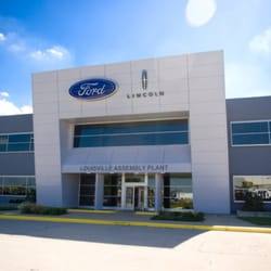 Ford Motor Company Louisville Assembly Plant Get Quote