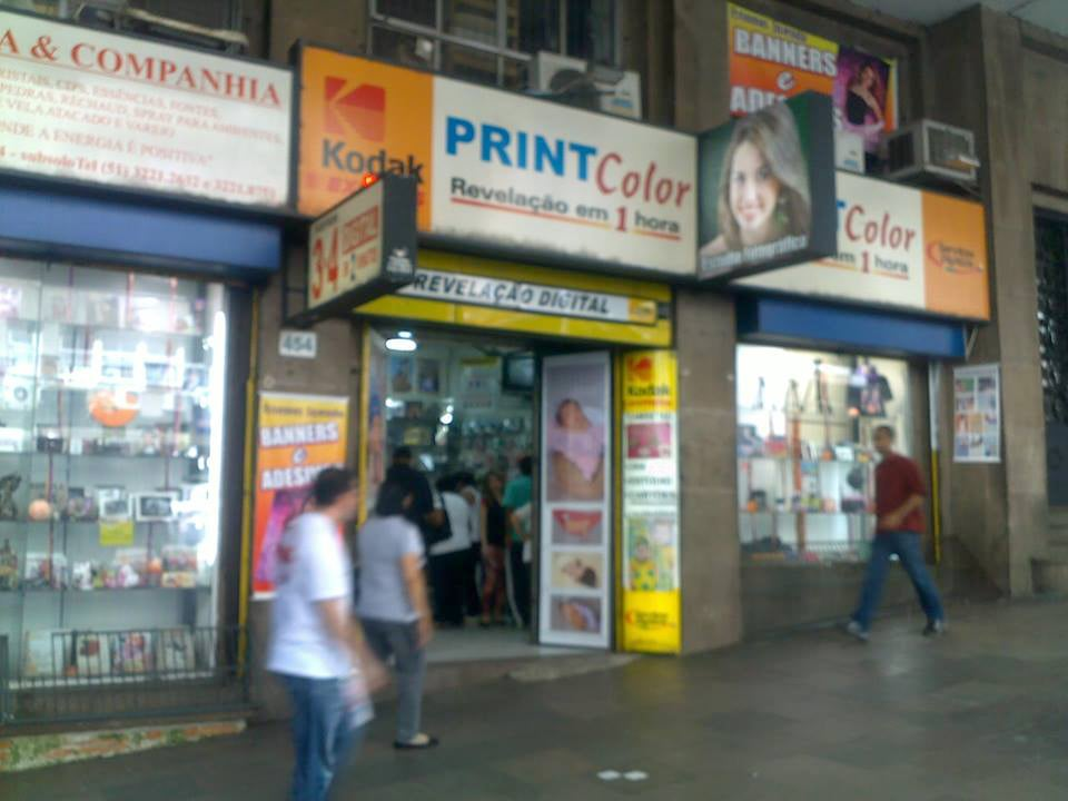 Print Color Comercio De Material Fotografico