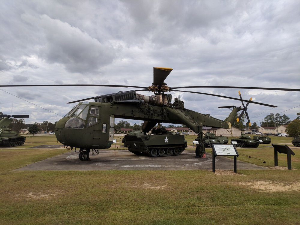 Mississippi Armed Forces Museum: Forrest Ave, Camp Shelby, MS