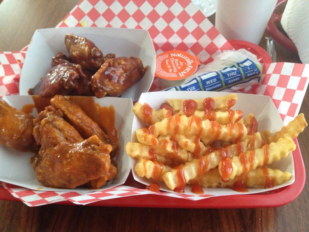 Blazer's of Lexington Hot Wings: 640 Athens Rd, Lexington, GA