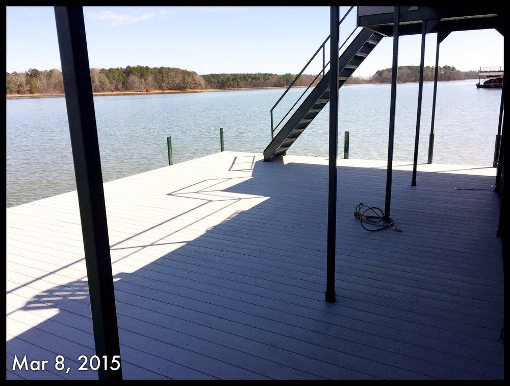 T&M Custom Boat Docks, Inc: 806 Highway 187 S, Anderson, SC