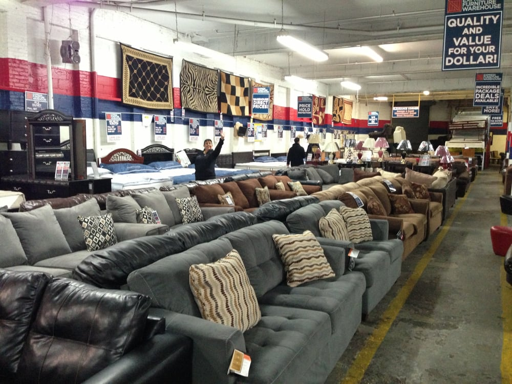 Express furniture warehouse 13 reviews furniture for Furniture warehouse near me