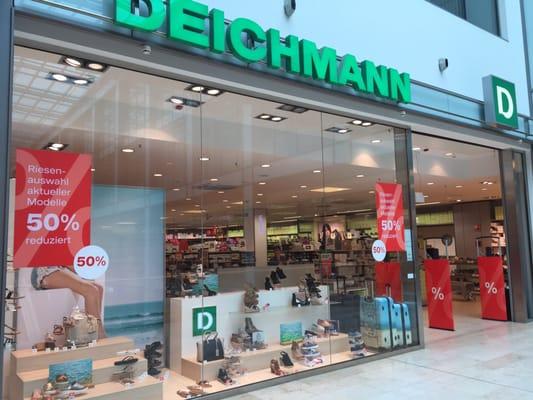 Deichmann Shoe Stores Bergedorfer Str. 105, Lohbrügge