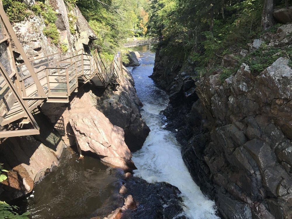 High Falls Gorge: 4761 NYS Rte 86, Wilmington, NY