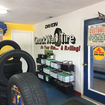 Chuck Wait Tire Tires 21 E Main St Mowrystown Oh Phone