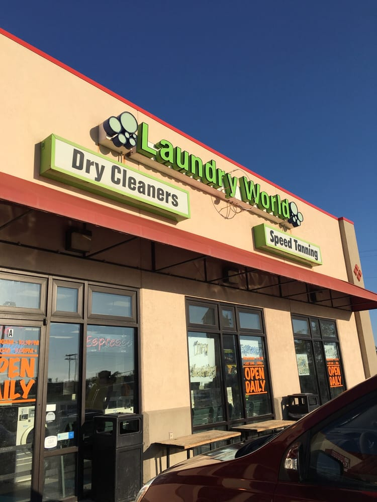 Laundry World: 1315 N Haines Ave, Rapid City, SD