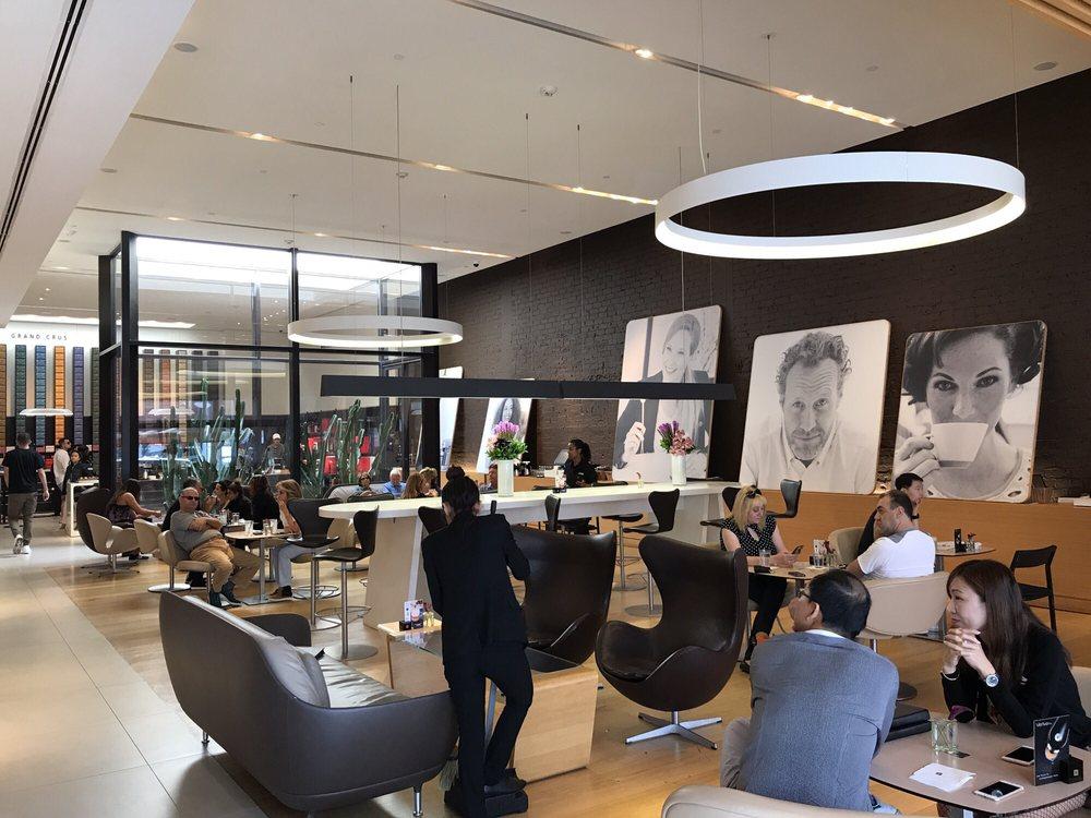 Nespresso Boutique Bar 510 Photos Amp 268 Reviews Cafes