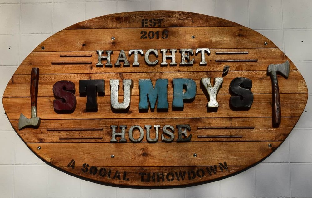 Social Spots from Stumpy's Hatchet House