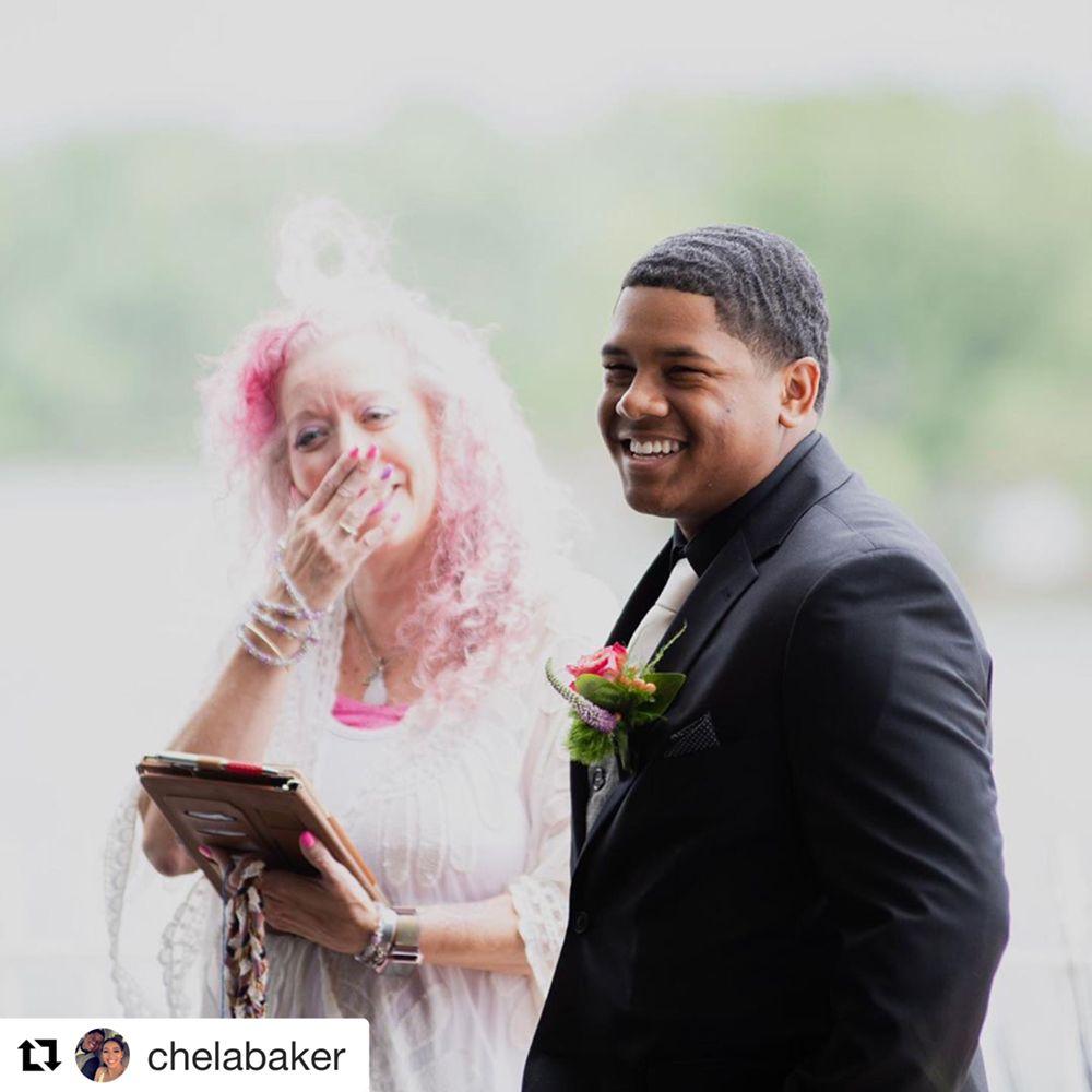 Jonny Diane - Professional Wedding & Handfast Officiant: 5741 N Athenian Ave, Wichita, KS