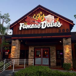 Famous Dave S Happy Hour Long Beach