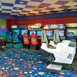 Does any casino in shrevport have kid arcade and daycare gambling casinos in ontario canada
