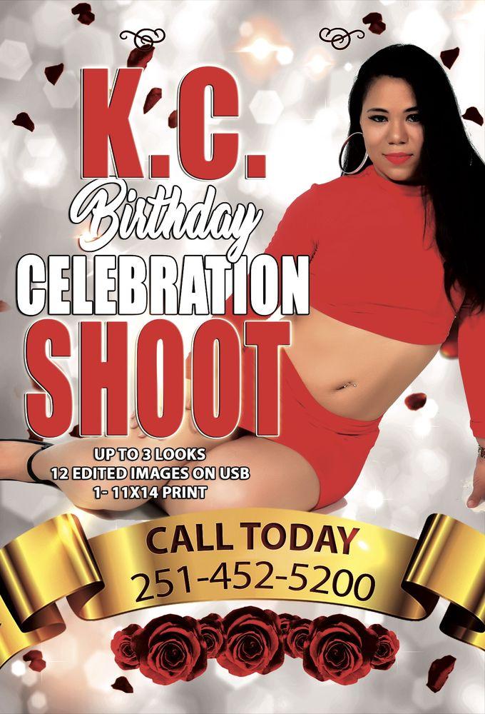 K.C. Photography, Graphics, Printing: 318 S Wilson Ave, Prichard, AL