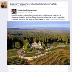 photo of rome valley vineyards garden valley ca united states ariel view - Garden Valley Ca