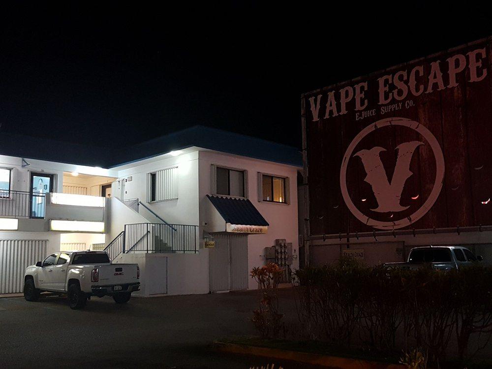 Vape Escape Hours