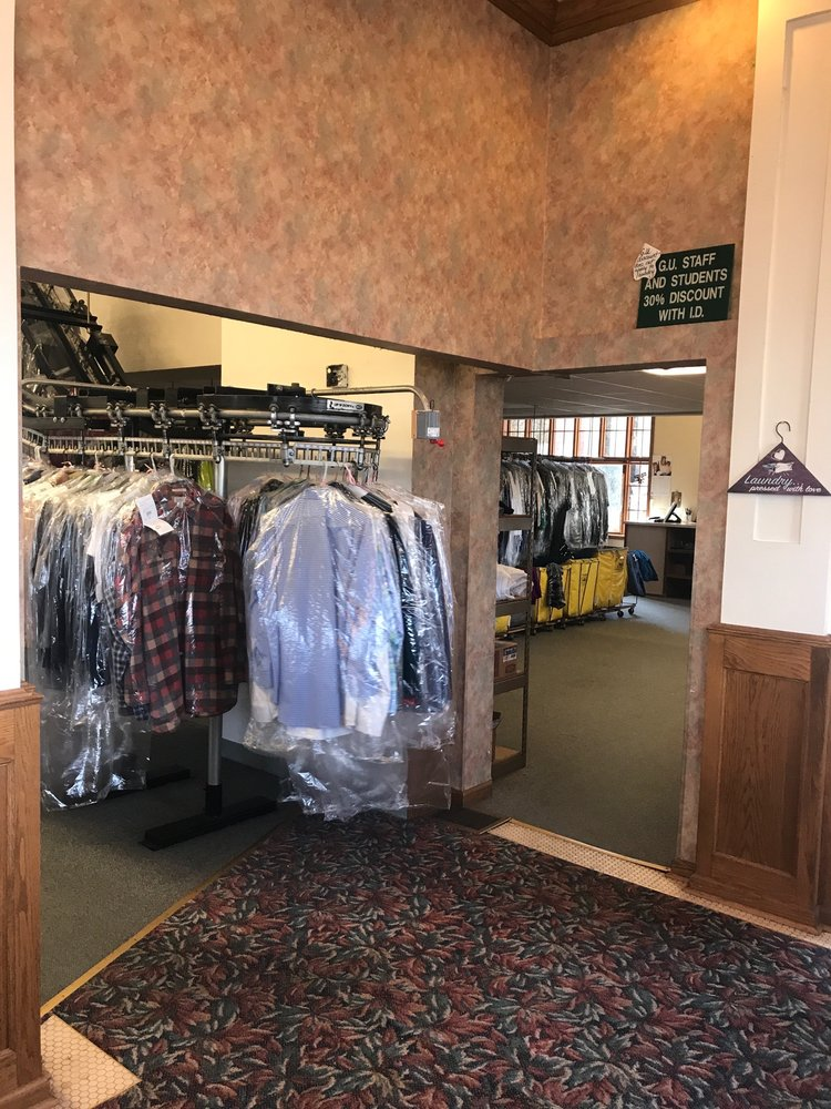 Clark's Cleaners: 1419 N Hamilton St, Spokane, WA