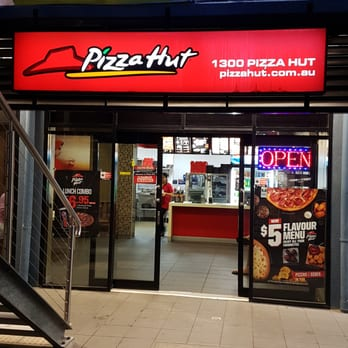 Pizza hut in australia