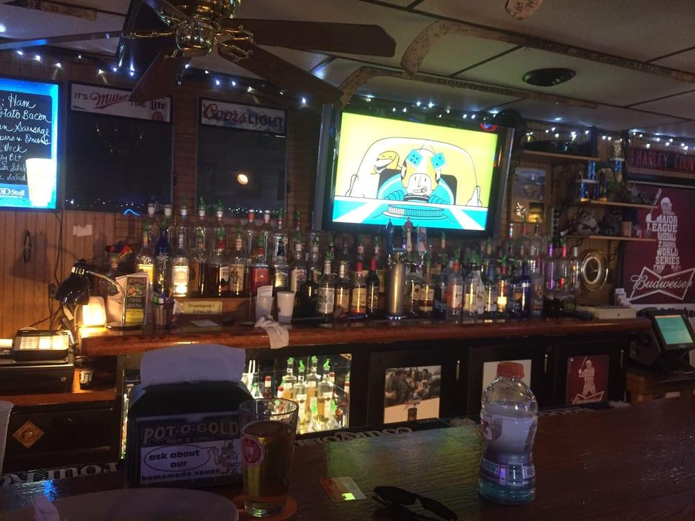 Pot-O-Gold Bar & Grill: 20 W Genesee St, Lockport, NY