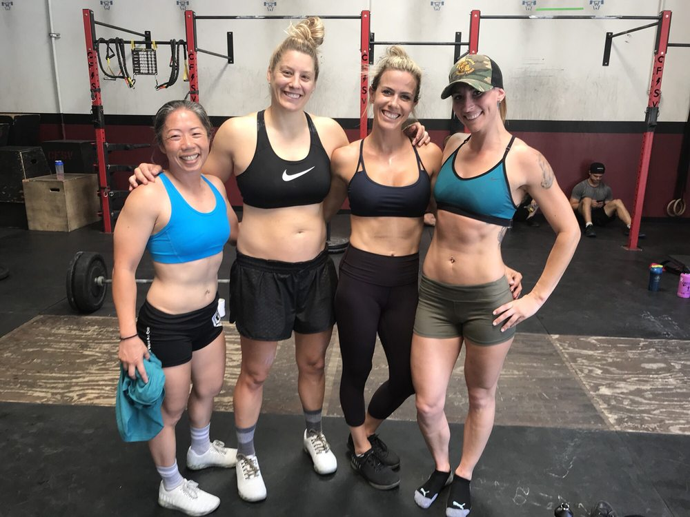 CrossFit Simi Valley: 1816 Angus Ave, Simi Valley, CA