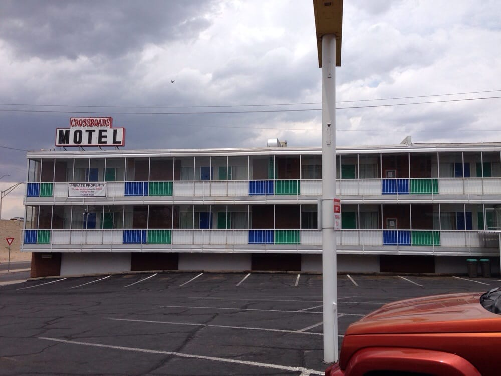 Motel  Central Ave