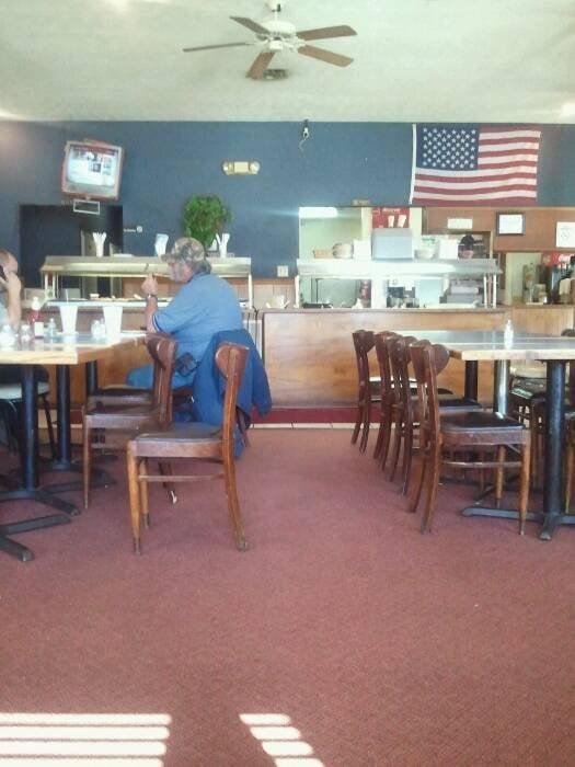 Village Pizza: 42 W Oak St, Mc Rae, GA