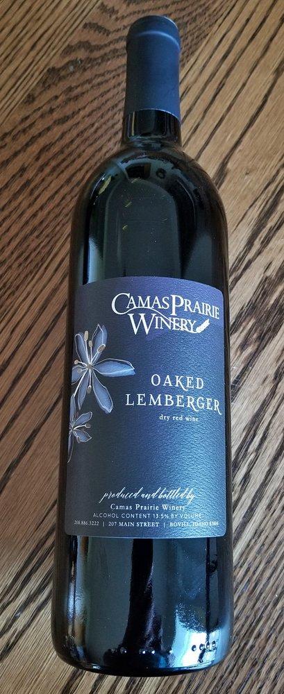 Photo of Camas Prairie Winery: Bovill, ID