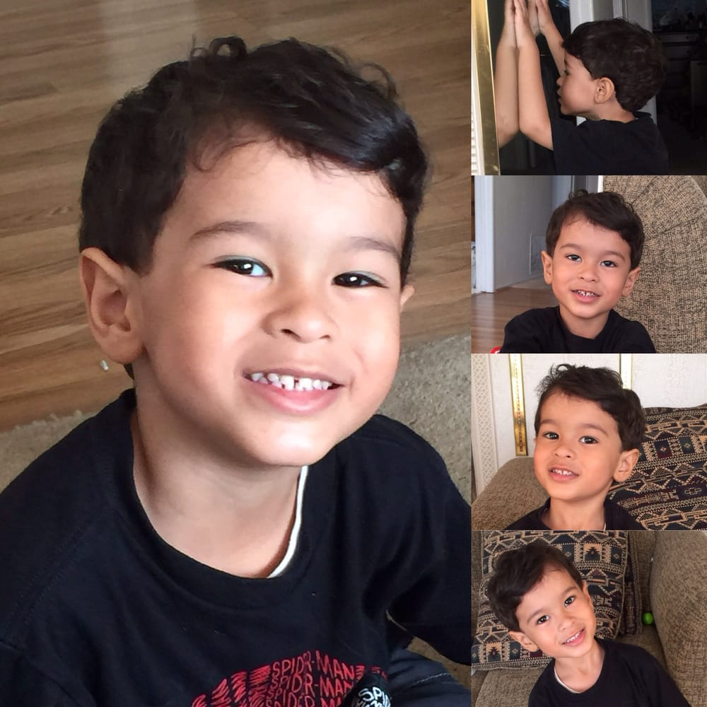 Loves His First New Haircut Thanks Carmen Yelp