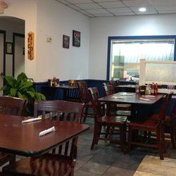 P O Of Bellevue Diner Nashville Tn United States Dining Area