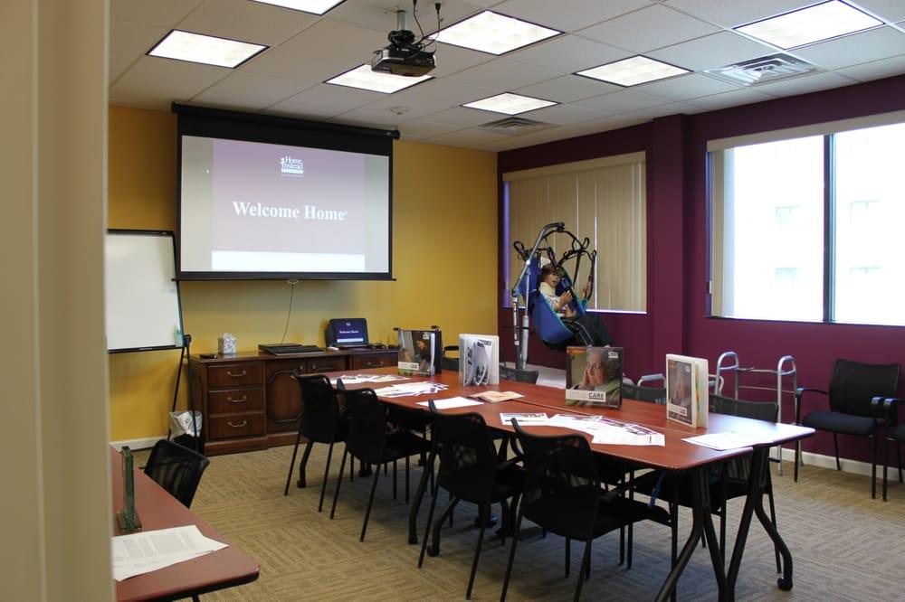 Caregiver Training Room - Yelp