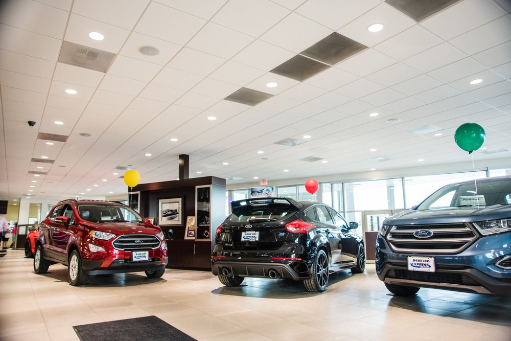 west herr ford of hamburg - 11 photos & 16 reviews - car dealers