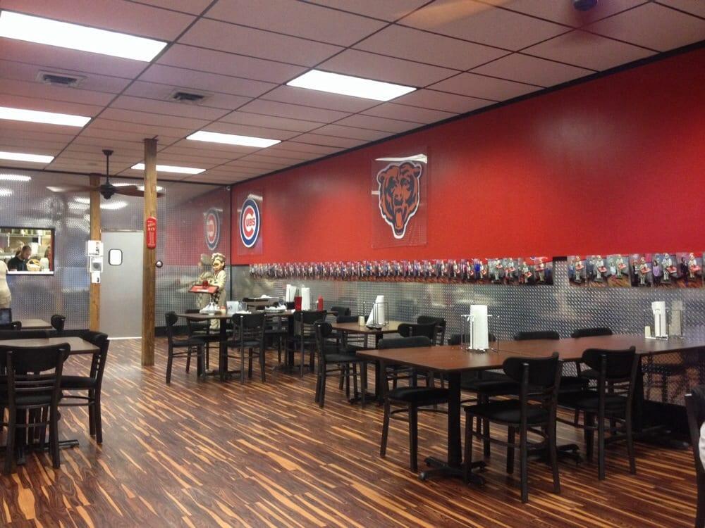 Brian's Pizza: 126 E Lincoln Ave, Hinckley, IL