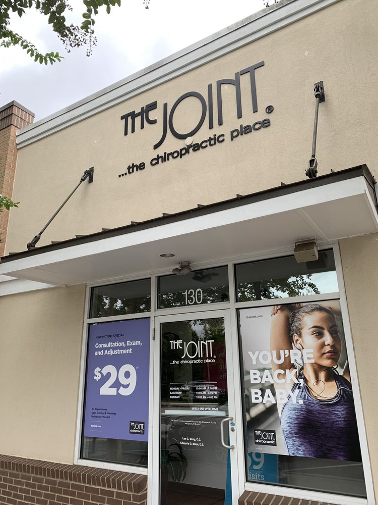 The Joint Chiropractic: 2121 E Arbors Dr, Charlotte, NC